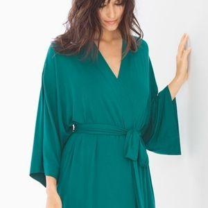 Soma L/XL green robe